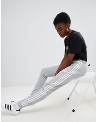 Pantalón de chándal gris de adidas Originals