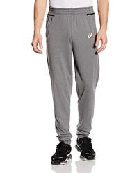 Pantalón de chándal gris de Asics
