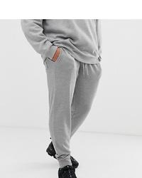 Pantalón de chándal gris de ASOS DESIGN