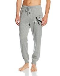 Pantalón de chándal gris de Calvin Klein
