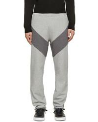 Pantalón de chándal gris de Givenchy