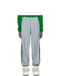 Pantalón de chándal gris de Gucci