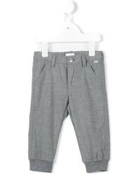 Pantalón de Chándal Gris de Il Gufo