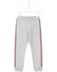Pantalón de chándal gris de Moncler