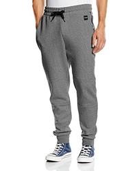 Pantalón de chándal gris de ONLY & SONS