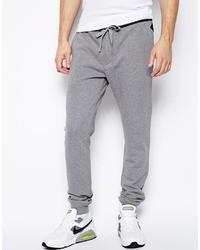Pantalón de chándal gris de Paul Smith