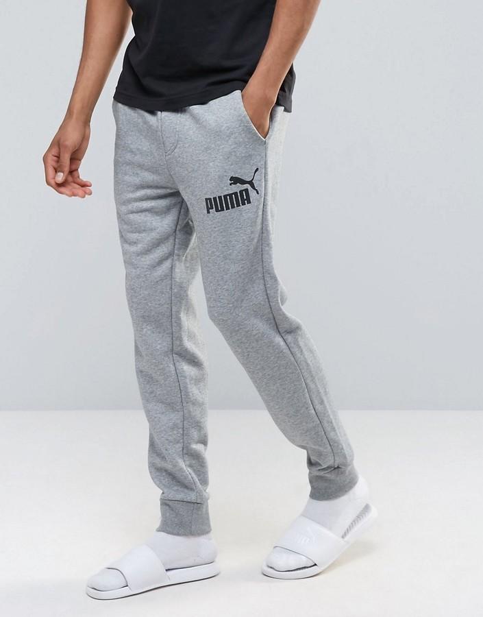 5dddd53bed ... Pantalón de chándal gris de Puma ...