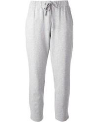 Pantalón de chándal gris de Theory