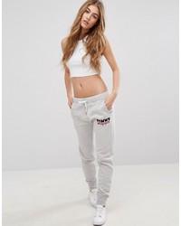 Pantalón de chándal gris de Tommy Hilfiger