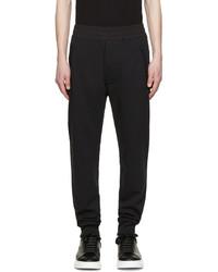 Pantalón de chándal negro de Acne Studios