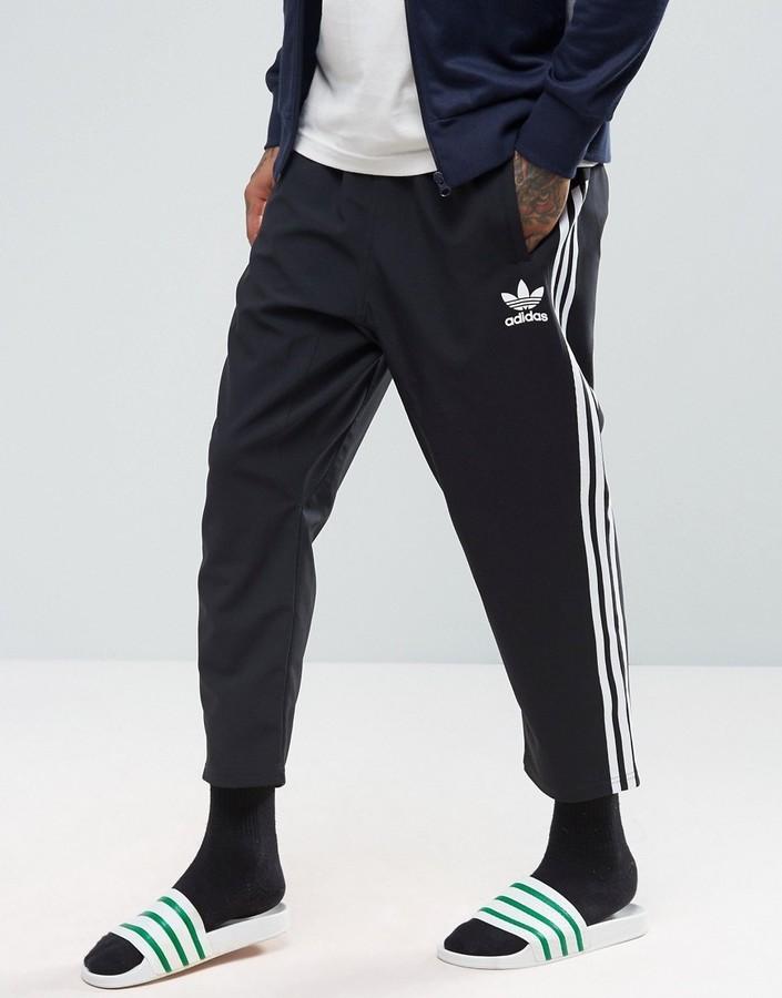 c729bf0664081 Pantalón de Chándal Negro de adidas  dónde comprar y cómo combinar