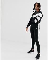 Pantalón de chándal negro de adidas Originals