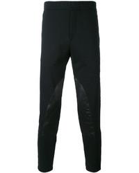 Pantalón de Chándal Negro de Alexander McQueen