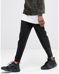 Pantalón de Chándal Negro de Asos