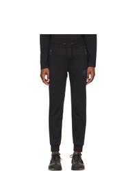 Pantalón de chándal negro de BOSS