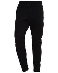 Pantalón de Chándal Negro de Calvin Klein