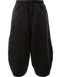 Pantalón de chándal negro de Comme des Garcons