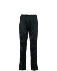 Pantalón de chándal negro de Forte Dei Marmi Couture