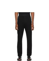 Pantalón de chándal negro de Haider Ackermann