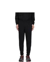 Pantalón de chándal negro de Han Kjobenhavn