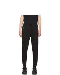 Pantalón de chándal negro de Hugo