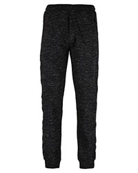 Pantalón de Chándal Negro de Hummel
