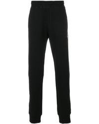 Pantalón de chándal negro de Lanvin