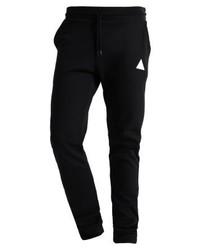 Pantalón de Chándal Negro de Le Coq Sportif