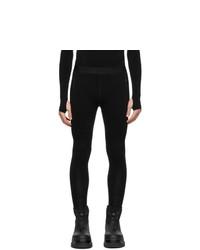 Pantalón de chándal negro de Moncler Genius