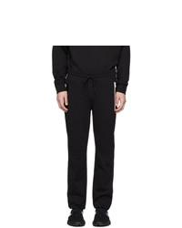 Pantalón de chándal negro de Moncler