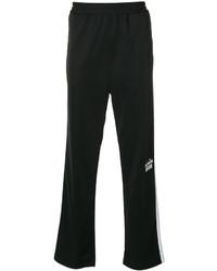 Pantalón de chándal negro de MSGM
