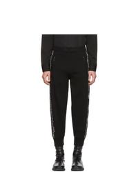 Pantalón de chándal negro de Neil Barrett