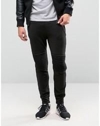Pantalón de chándal negro de ONLY & SONS
