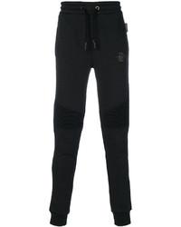 Pantalón de Chándal Negro de Philipp Plein