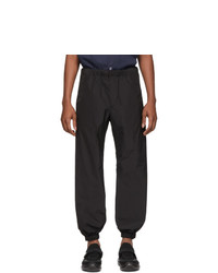 Pantalón de chándal negro de Prada