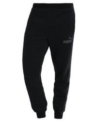 Pantalón de Chándal Negro de Puma