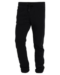 Pantalón de Chándal Negro de Superdry