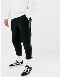 Pantalón de chándal negro de YOURTURN