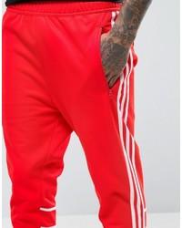 Pantalón Chándal Rojo Pantalón De De Adidas wpRgUYqn