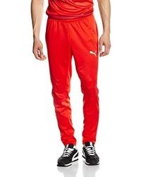 Pantalón de chándal rojo de Puma