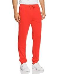 Pantalón de chándal rojo de Urban Classics