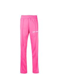 Pantalón de chándal rosa de Palm Angels