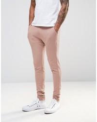 Pantalón de chándal rosado de Asos