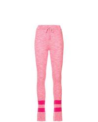 Pantalón de chándal rosado de Baum Und Pferdgarten