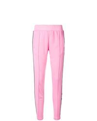 Pantalón de chándal rosado de Chiara Ferragni