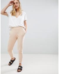 Pantalón de chándal rosado de NYTT