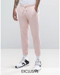Pantalón de chándal rosado de Puma