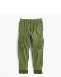 Pantalón de chándal verde oliva