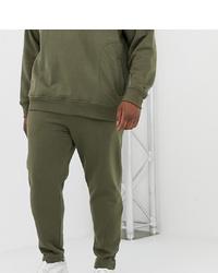 Pantalón de chándal verde oliva de Another Influence