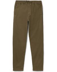 Pantalón de chándal verde oliva de Folk